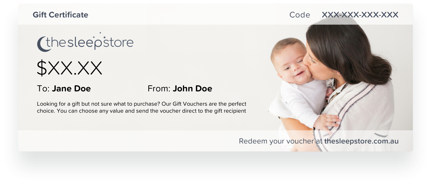 The Sleep Store Gift Card